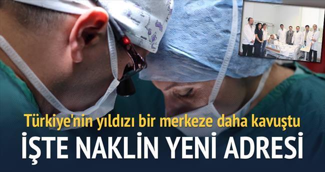 Organ naklinin başkenti Antalya