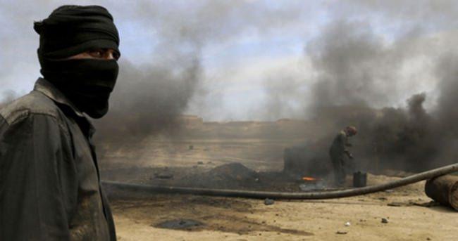 ABD: IŞİD'in petrol gelirleri yüzde 30 düştü