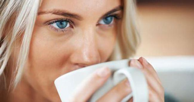 Kahve içerken kilo verin!
