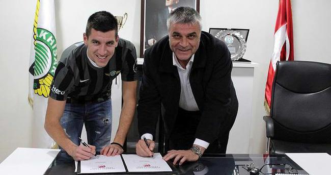 Petar Grbic, Akhisar Belediyespor'da