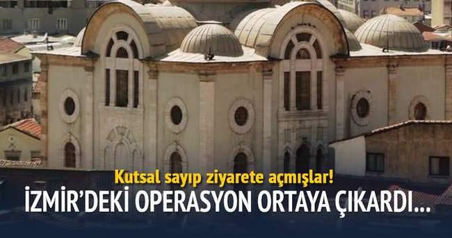 Gülen'in kaldığı binayı kutsal sayıp ziyarete açmışlar