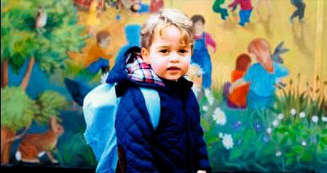 Prens'in okuldaki ilk günü