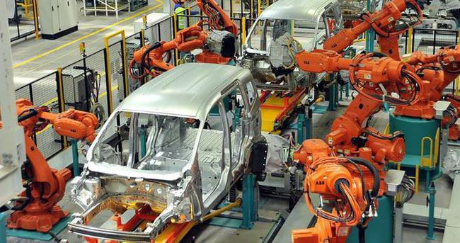 Otomotivde 2015'te üretim ve ihracat rekoru kırıldı
