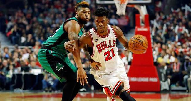 Chicago Bulls'tan peş peşe 6. galibiyet