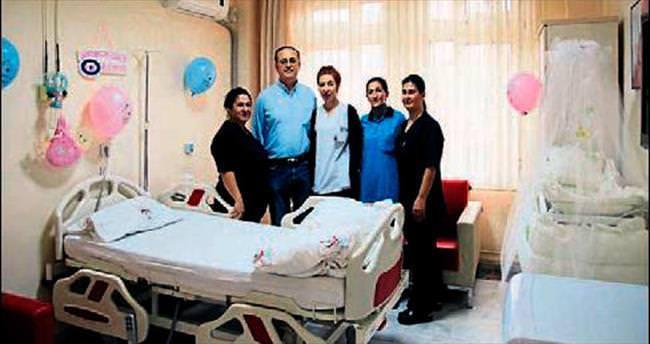 Alsancak Devlet Hastanesi yenilendi
