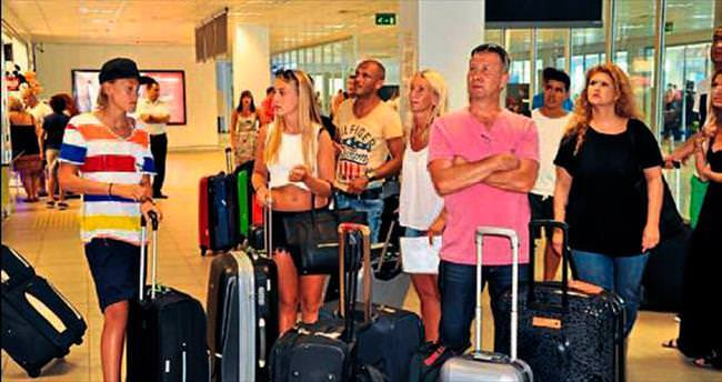 Gazipaşa'da yolcu sayısında artış var