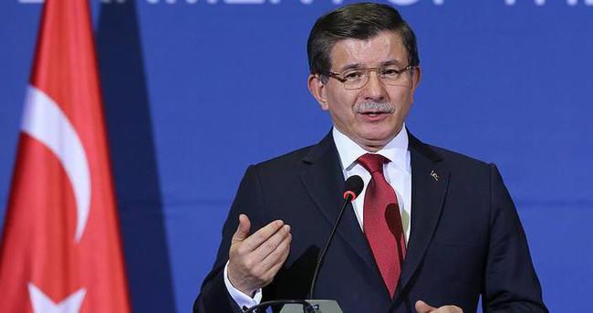 Başbakan Davutoğlu Diyarbakır'a gidecek