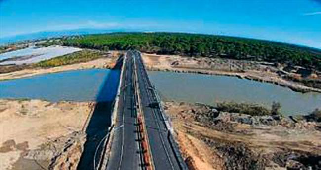 Antalya su gibi yatırım alıyor