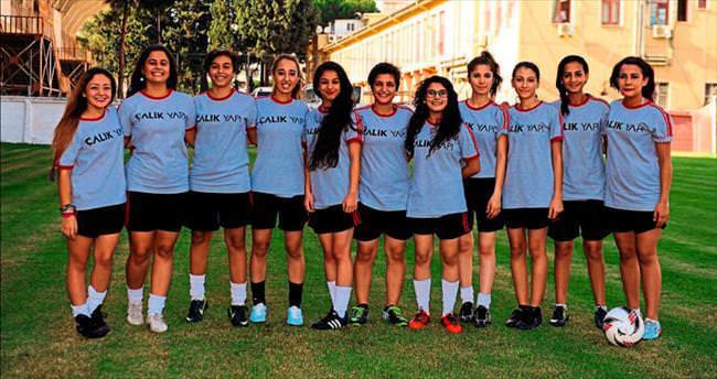 Akdeniz'in kızları 2. yarıdan umutlu