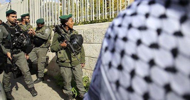 İşgal güçleri Filistinli bir kadını vurdu