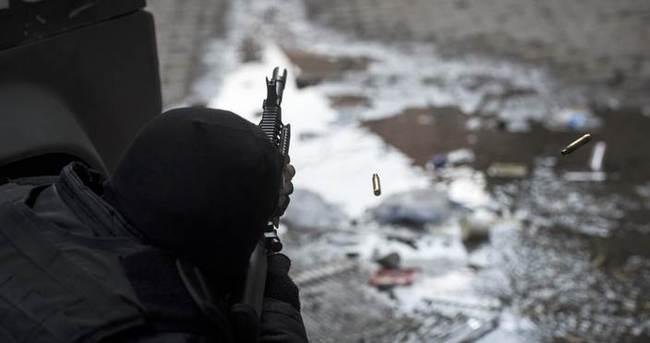 Sur'da 9 terörist daha öldürüldü!