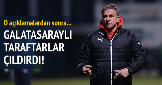 Hamzaoğlu Galatasaray'ı bombaladı, taraftar çıldırdı