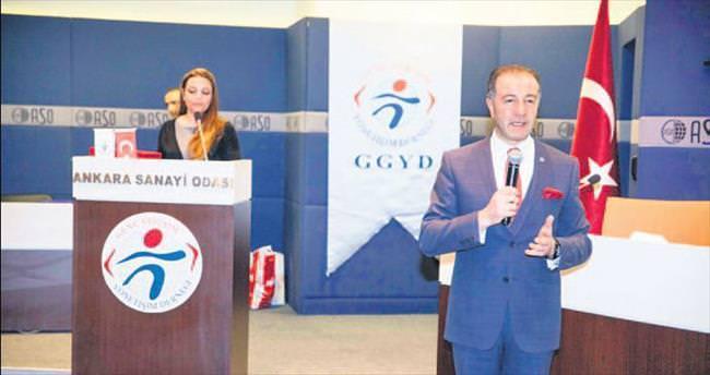 Genç Girişim'de Başkan Allıoğlu