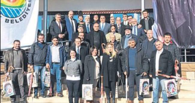 Tarsus'ta az bütçeyle çok iş yapılacak