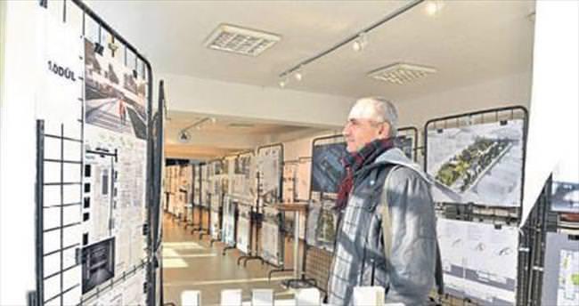 Muratpaşa'dan mimari proje sergisi