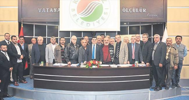 Yeşil Antalya'ya müjdeli haber