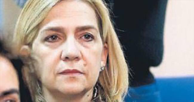 İspanyol prenses 8 yıl hapis istemiyle yargılanıyor