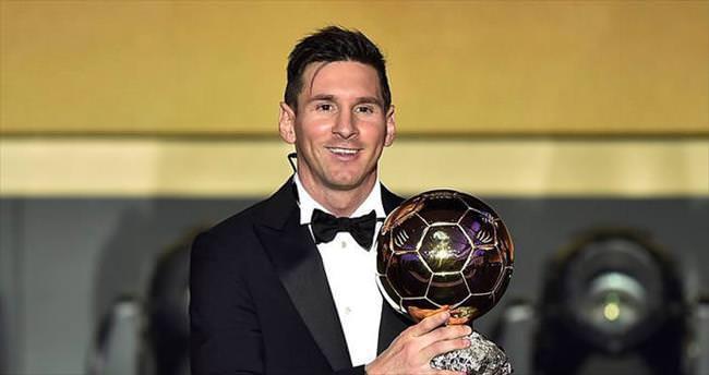 Messi'den 5'i bir yerde
