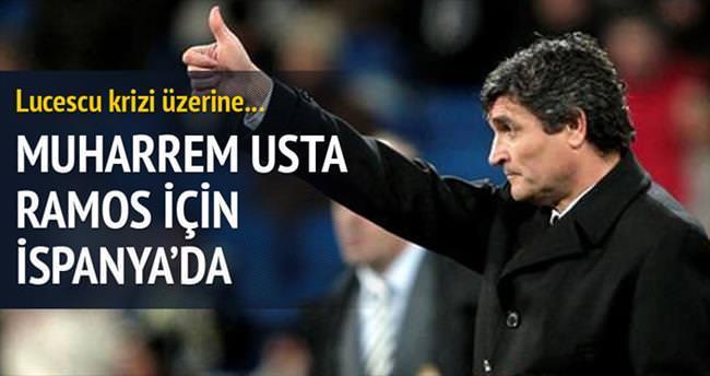 Usta, Ramos için İspanya'da