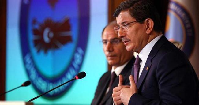 İçişleri Bakanı Başbakan'a bilgi verdi