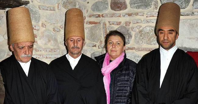 Mevlana'yı Eskişehir'de torunu anlatıyor