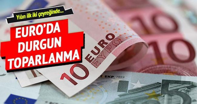 Euro'da 'durgun toparlanma'nın devam etmesi bekleniyor