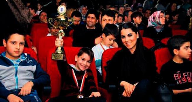 Torun Gökçekler satranç şampiyonu