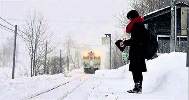 Tek bir yolcu için tren hattı