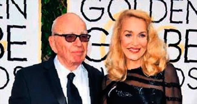 Murdoch 84'ünde nişanlandı