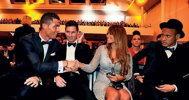 Pardon Ronaldo eşim 1 numara