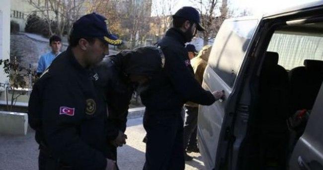 İzmir'de DAEŞ operasyonu: 6 kişi gözaltında
