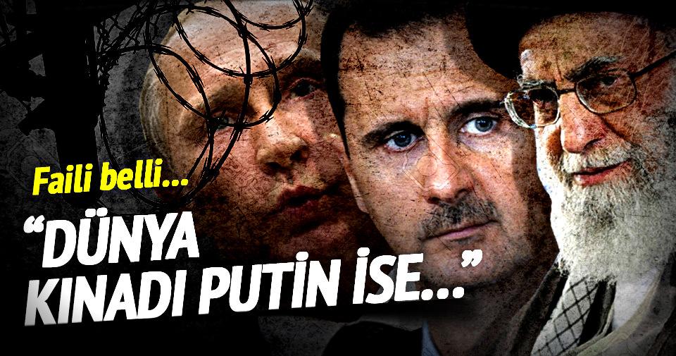 Şüpheli Putin
