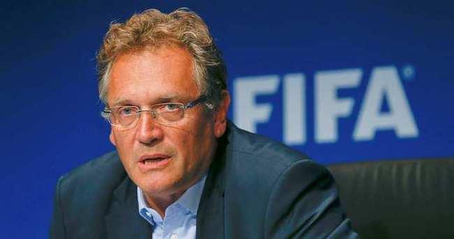 FIFA'da Valcke depremi!