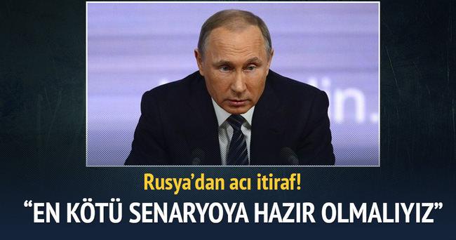 Rus bakandan acı itiraf geldi!