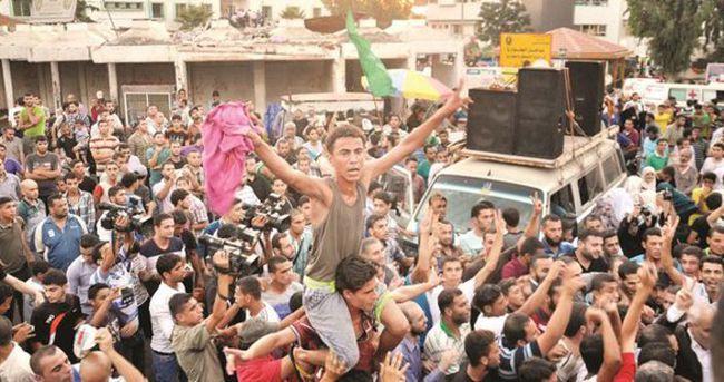 Gazze'nin nüfusu günden güne artıyor