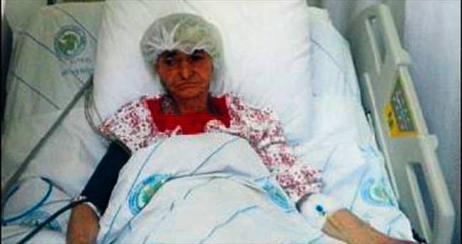 Kaybolan yaşlı kadın 2 gün sonra bulundu