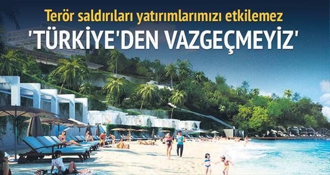 'Türkiye asla Mısır olmaz'