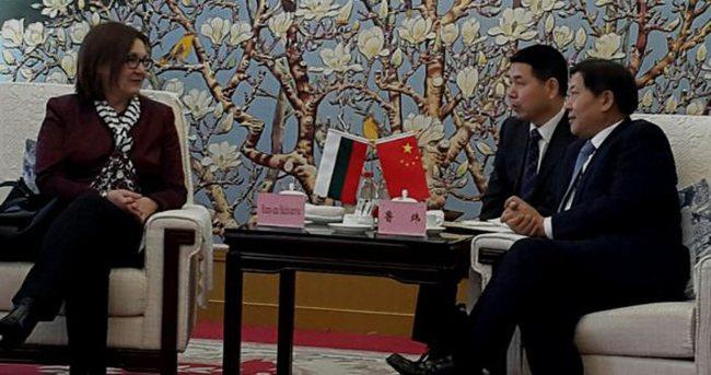 Bulgaristan ve Çin teröre karşı anlaştı