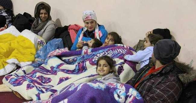 Şemdinli'de 280 kaçak yakalandı
