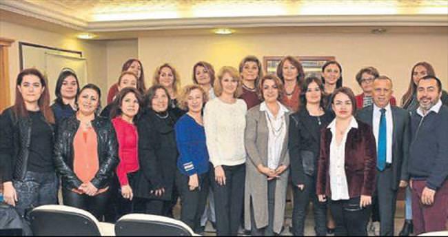 Kadın girişimcilerin çalıştay buluşması