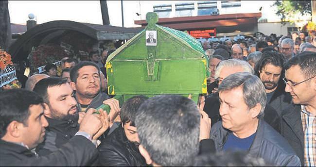 Hacı Mustafa Kıvanç son yolculuğuna çıktı