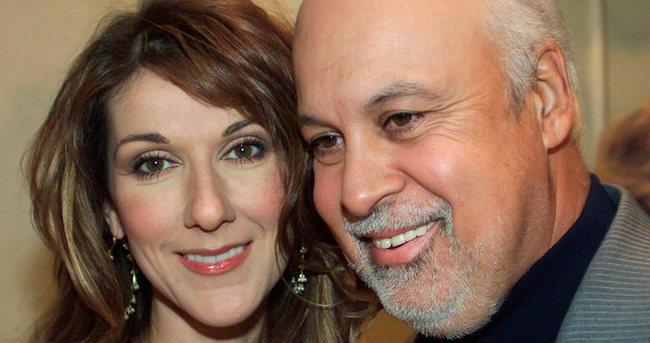 Celine Dion'un eşi Rene Angelil hayatını kaybetti