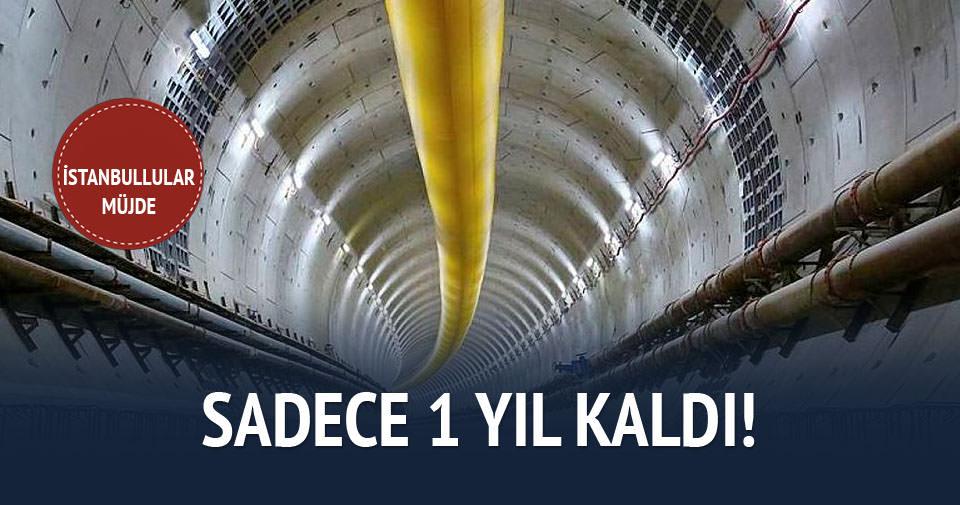 Avrasya Tüneli Projesi'nde son durum! Ne zaman bitiyor?