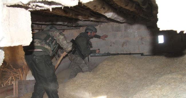 Silopi'de PKK'ya yönelik operasyonlar sürüyor