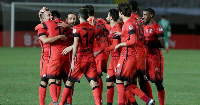Galatasaray ikinci yarıya umutlu başlamak istiyor
