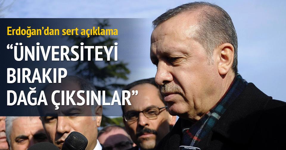 Erdoğan: Zalimle birlikte olan da zalimdir