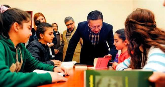 Altındağ'da mahalle kütüphaneleri dönemi
