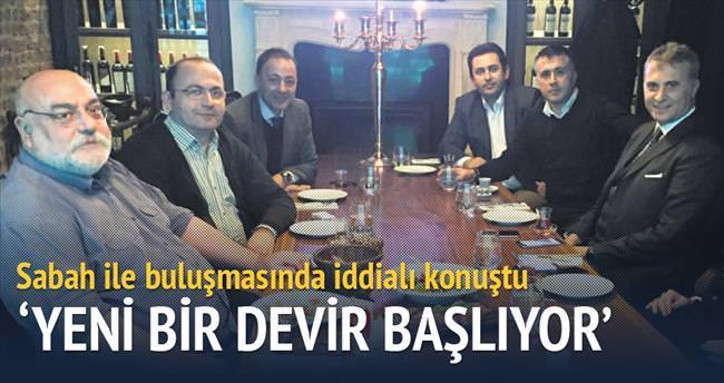 Beşiktaş için yeni bir devir başlıyor