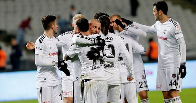 Beşiktaş kaldığı yerden devam etmek istiyor
