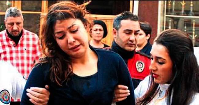 Öfkeli koca eşini sokak ortasında hastanelik etti